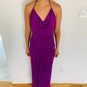 BCBG violet color